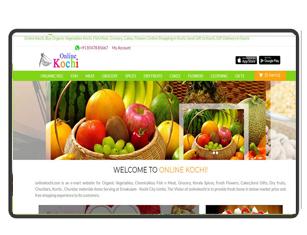 Web Designing Company in Kochi, Mobile app development